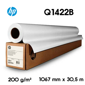 HP Universal Satin Photo Paper Q1422B