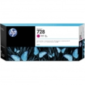 HP INK F9K16A NO.728 HP 728 T730/T830 300-ml Magenta DesignJet Ink