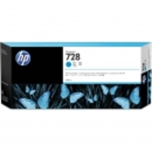 HP INK F9K17A NO.728 HP 728 T730/T830 300-ml Cyan DesignJet Ink