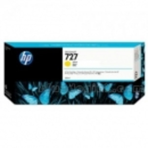HP INK F9J78A NO.727 HP 727 T930/T2530 300-ml Yellow Ink Cart