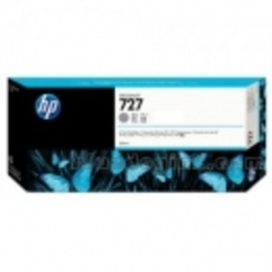 HP INK F9J80A NO.727 HP 727 T930/T2530 300-ml Gray Ink Cart
